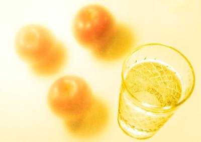 Apfelwein Produktfotografie